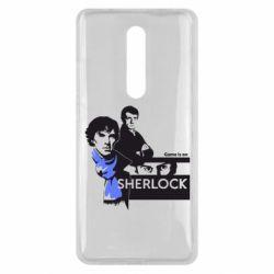 Чехол для Xiaomi Mi9T Sherlock (Шерлок Холмс)