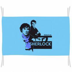 Флаг Sherlock (Шерлок Холмс)