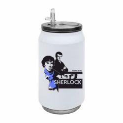 Термобанка 350ml Sherlock (Шерлок Холмс)