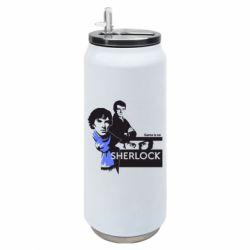 Термобанка 500ml Sherlock (Шерлок Холмс)