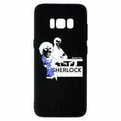 Чехол для Samsung S8 Sherlock (Шерлок Холмс)