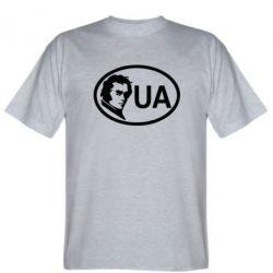 Мужская футболка Shevchenko UA - FatLine