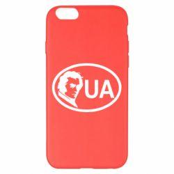 Чохол для iPhone 6 Plus/6S Plus Shevchenko UA