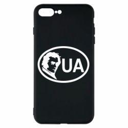 Чохол для iPhone 7 Plus Shevchenko UA