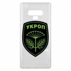 Чехол для Samsung Note 9 Шеврон Укропа