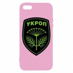 Чохол для iphone 5/5S/SE Шеврон Кропу
