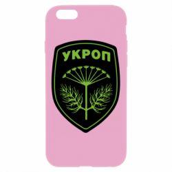 Чехол для iPhone 6 Plus/6S Plus Шеврон Укропа
