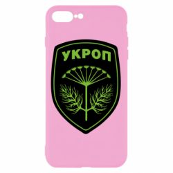 Чехол для iPhone 8 Plus Шеврон Укропа