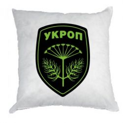 Подушка Шеврон Укропа - FatLine