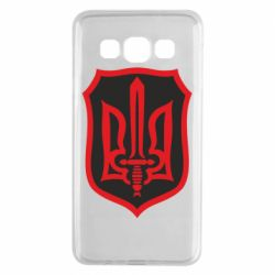 Чехол для Samsung A3 2015 Shield with the emblem of Ukraine and the sword