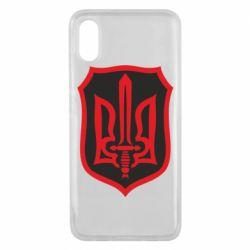 Чехол для Xiaomi Mi8 Pro Shield with the emblem of Ukraine and the sword