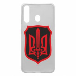 Чехол для Samsung A60 Shield with the emblem of Ukraine and the sword