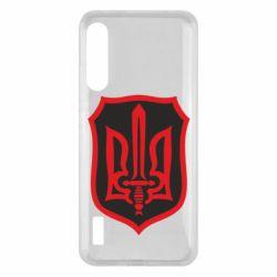 Чохол для Xiaomi Mi A3 Shield with the emblem of Ukraine and the sword