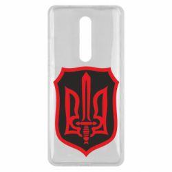Чехол для Xiaomi Mi9T Shield with the emblem of Ukraine and the sword