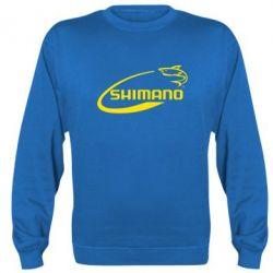 Реглан (свитшот) Shimano - FatLine