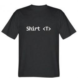 Футболка Shirt T
