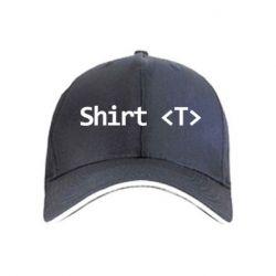 Кепка Shirt T