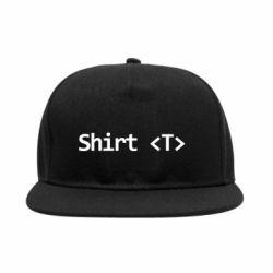 Снепбек Shirt T