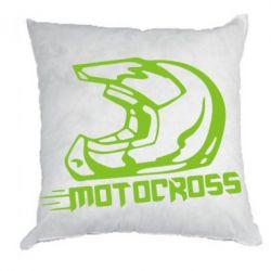 Подушка Шлем Мотокросс - FatLine