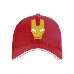 Кепка Шлем Железного Человека - FatLine