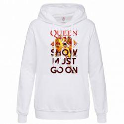 Толстовка жіноча Show must go on