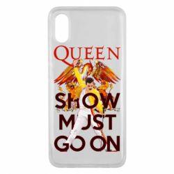 Чохол для Xiaomi Mi8 Pro Show must go on