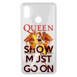 Чохол для Xiaomi Mi Max 3 Show must go on