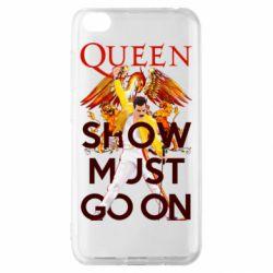 Чохол для Xiaomi Redmi Go Show must go on