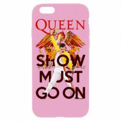 Чохол для iPhone 6/6S Show must go on