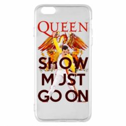 Чохол для iPhone 6 Plus/6S Plus Show must go on