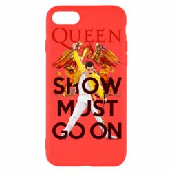 Чохол для iPhone 7 Show must go on