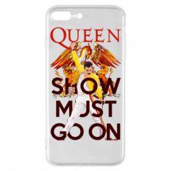 Чохол для iPhone 7 Plus Show must go on