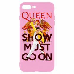 Чохол для iPhone 8 Plus Show must go on