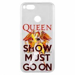 Чохол для Xiaomi Mi A1 Show must go on