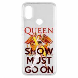Чохол для Xiaomi Mi A2 Show must go on