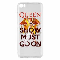 Чохол для Xiaomi Mi5/Mi5 Pro Show must go on