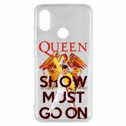 Чохол для Xiaomi Mi8 Show must go on