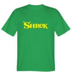 Мужская футболка Shrek - FatLine