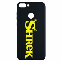 Чехол для Huawei P Smart Shrek - FatLine