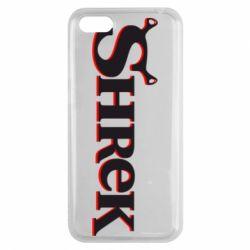 Чехол для Huawei Y5 2018 Shrek - FatLine