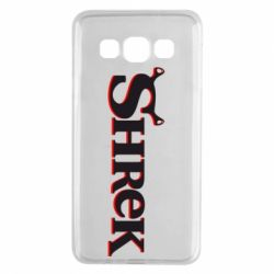 Чехол для Samsung A3 2015 Shrek