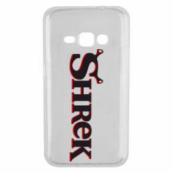 Чехол для Samsung J1 2016 Shrek