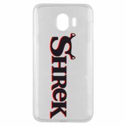 Чехол для Samsung J4 Shrek