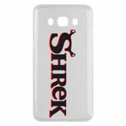 Чехол для Samsung J5 2016 Shrek