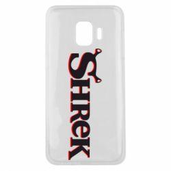 Чехол для Samsung J2 Core Shrek