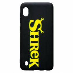 Чехол для Samsung A10 Shrek
