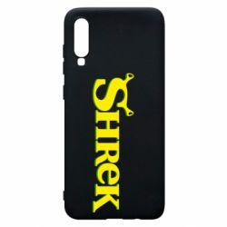 Чехол для Samsung A70 Shrek