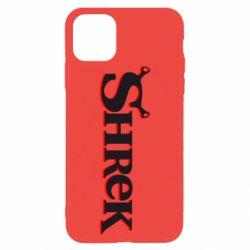 Чехол для iPhone 11 Pro Shrek