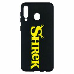 Чехол для Samsung M30 Shrek