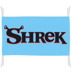 Флаг Shrek